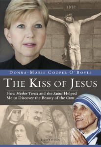 THE KISS OF JESUS - cover