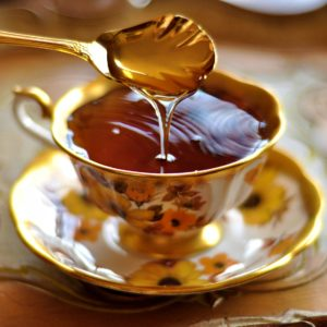 honey-tea