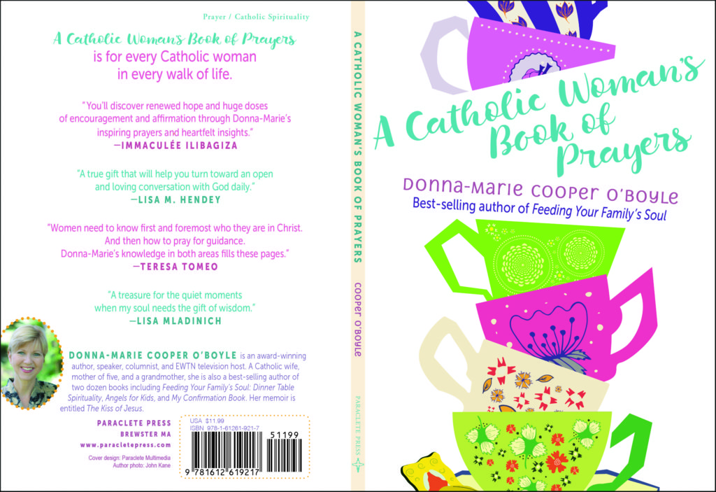 A Catholic Woman's Book of Prayers Archives - Donna-Marie Cooper O